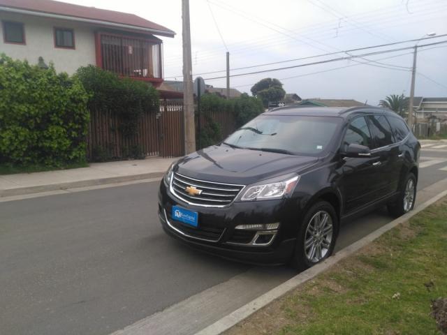 Camionetas Automotora RPM Chevrolet Traverse lt 3.6 3f 2014