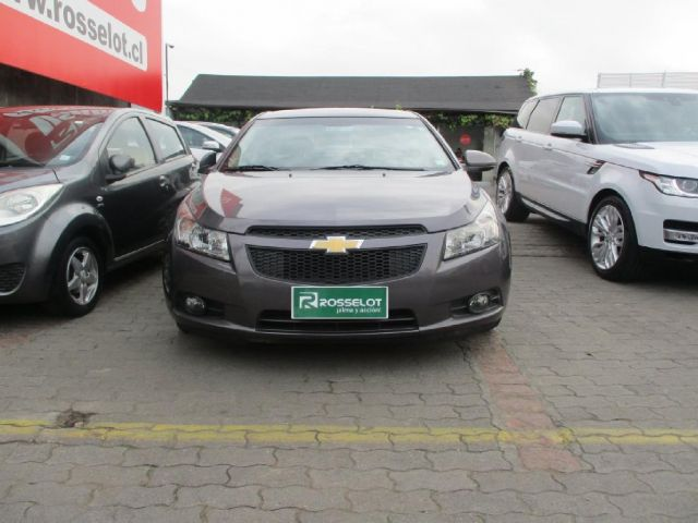 Autos Rosselot Chevrolet Cruze 1.8 ls at 2012