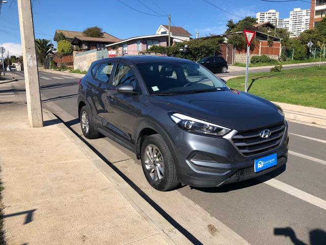 Camionetas Automotora RPM Hyundai Tucson gl 2.0 2017