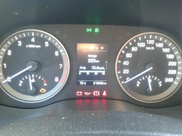 Camionetas Automotora RPM Hyundai Tucson gl advance 2.0 2017