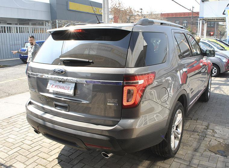 ford explorer limited 3.5
