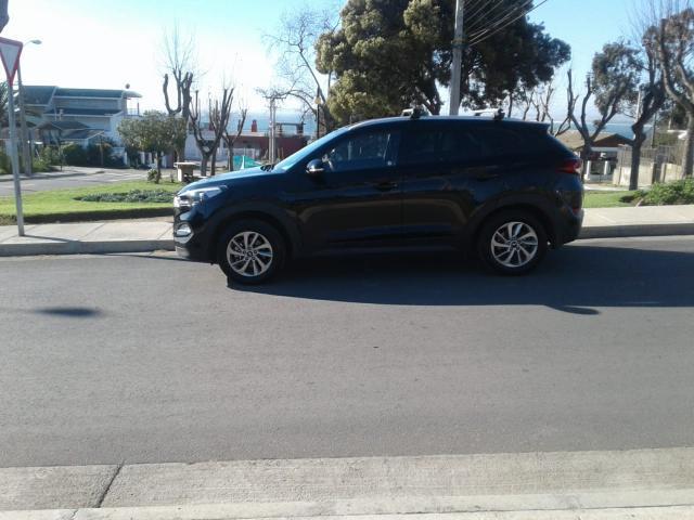 Hyundai tucson gl advance 2.0