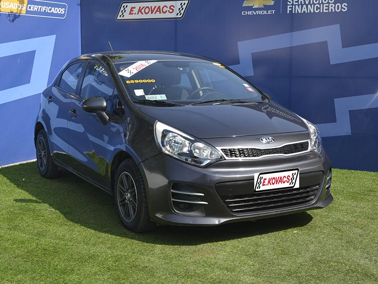 Autos Kovacs Kia Rio ex 2016