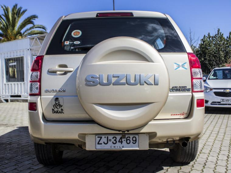 Camionetas Kovacs Suzuki Grand-nomade sport2.0 2006