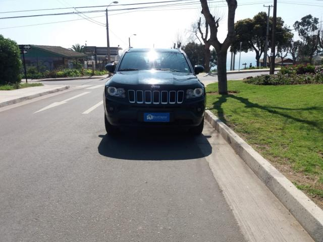 Jeep compass sport 2.4 aut 4x4