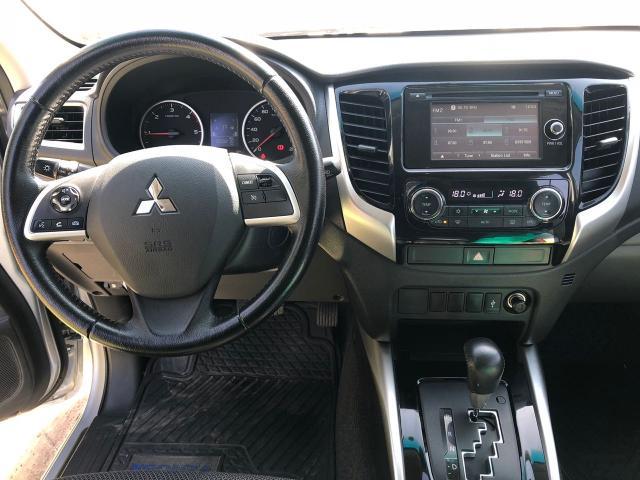 Mitsubishi l200 dakar 2.5 4x4 at