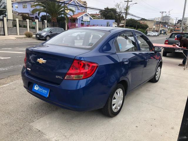 Chevrolet sail lt 1.4