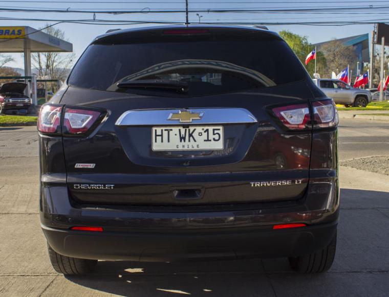 Camionetas Kovacs Chevrolet Traverse lt 2016