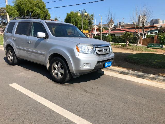 Honda pilot 3.5 ex at 4x4 3f