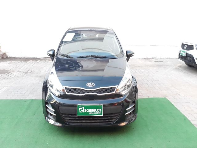 Autos Rosselot Kia Rio 5 ex 1.4l 6mt ac euro copa - 1710  2016