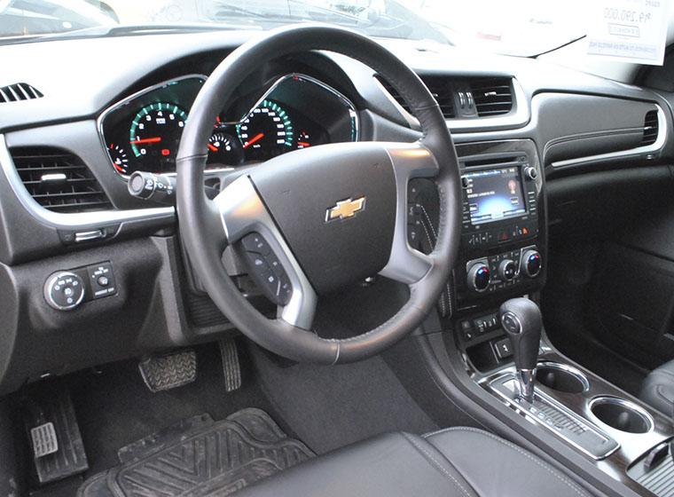 chevrolet traverse ltz 3.6l  awd