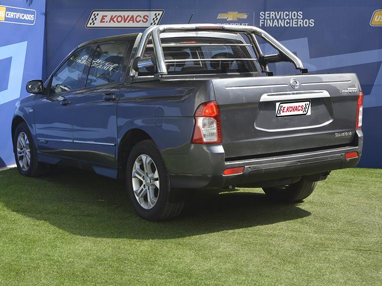 ssangyong actyon sports aut 2.0 4x2 s