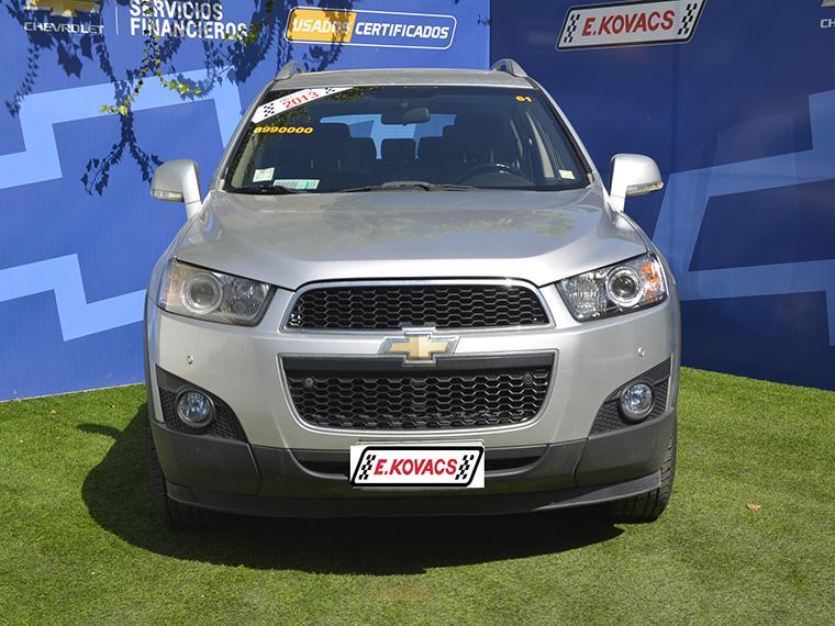 Camionetas Kovacs Chevrolet Captiva iii  lt sa fwd  2.4 2013