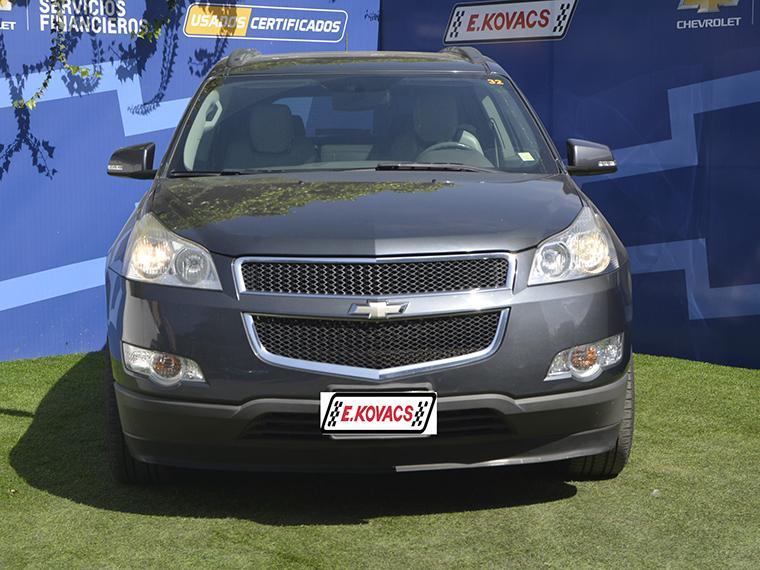 Camionetas Kovacs Chevrolet Traverse lt su 3.6aut 2011
