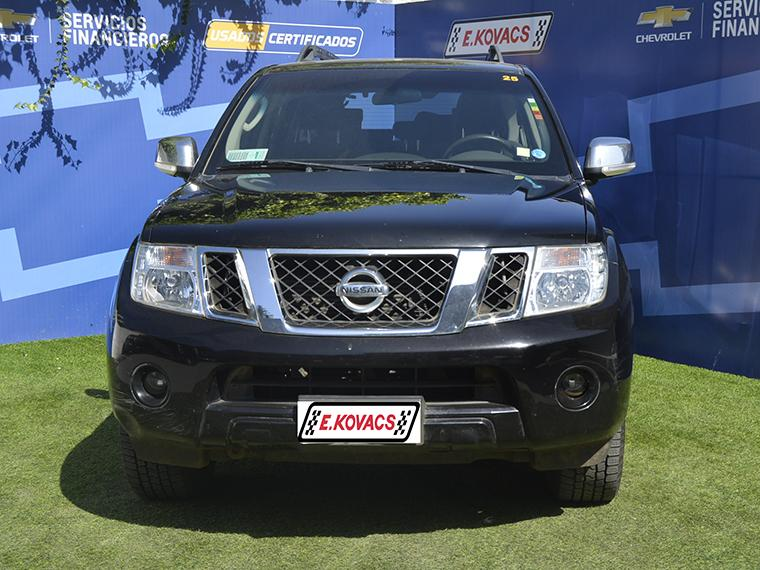 Camionetas Kovacs Nissan Pathfinder 4x4  2.5  ataut 2013