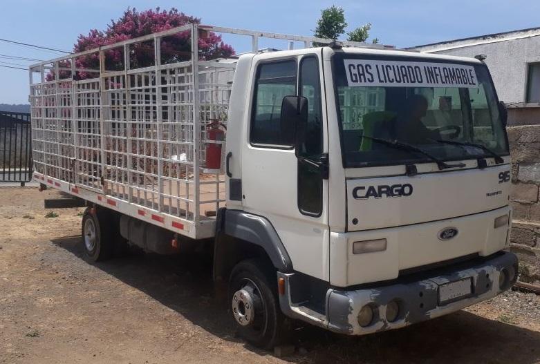 Camiones Automotora Rodríguez Ford Cargo 915 2003