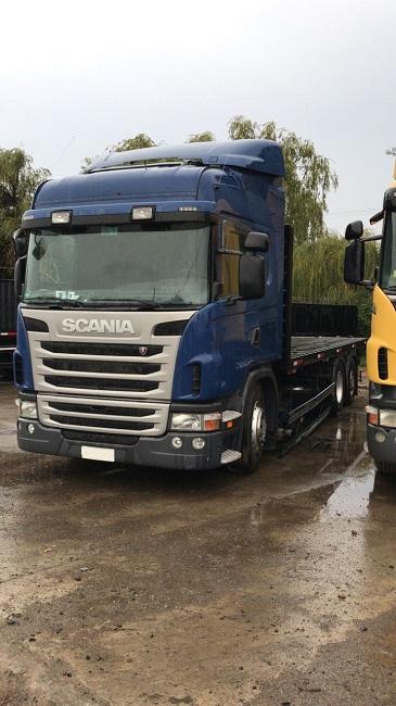Scania 6340
