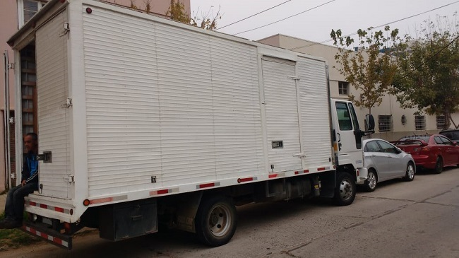 Ford Cargo 916