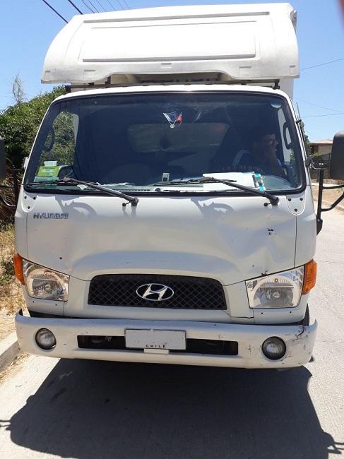 Hyundai HD-72 DLX