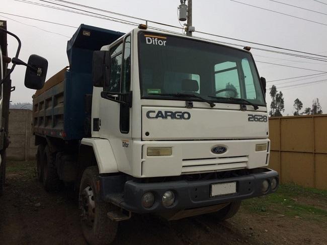 Ford Cargo 2628e