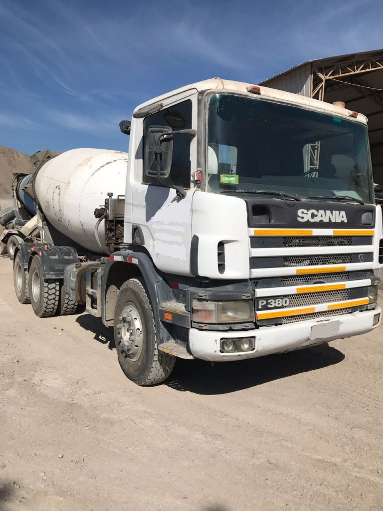 Scania P- 380