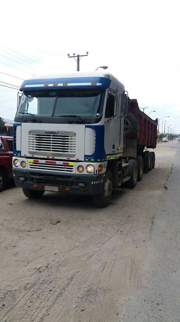 Camiones Automotora Rodríguez FREIGHTLINER Argosy 2007