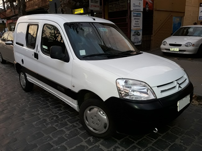 Camionetas Automotora Rodríguez Citroen Berlingo HD1 Turbo 2012