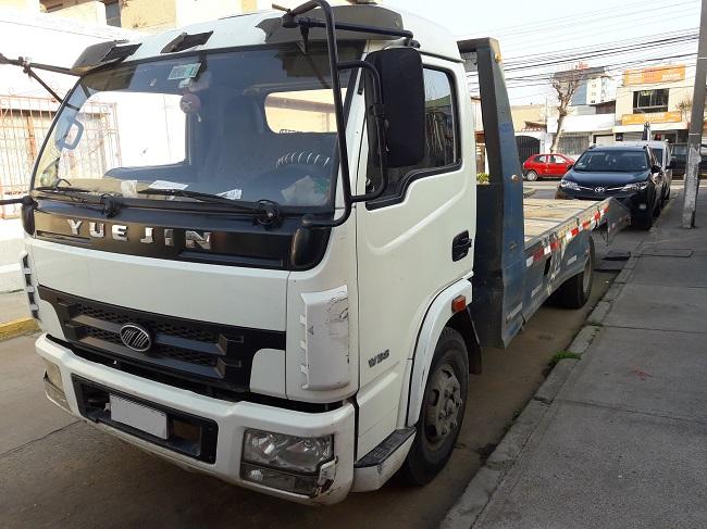 Camionetas Automotora Rodríguez Yuejin NJ-812 2011