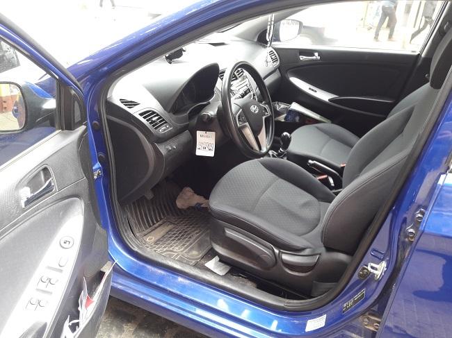 Hyundai Accent RB  HB GLS