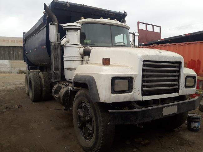 Camiones Automotora Rodríguez Mack RD690 SX 0000