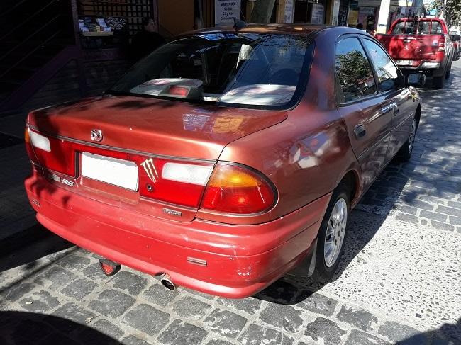 Mazda Artis GLX B