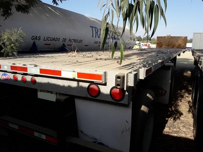 Vehículos Automotora Rodríguez Utility FS2 2014