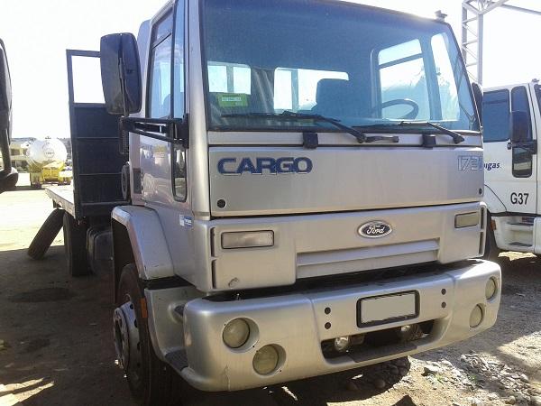 Autos Automotora Rodríguez Ford Cargo 1731 2006