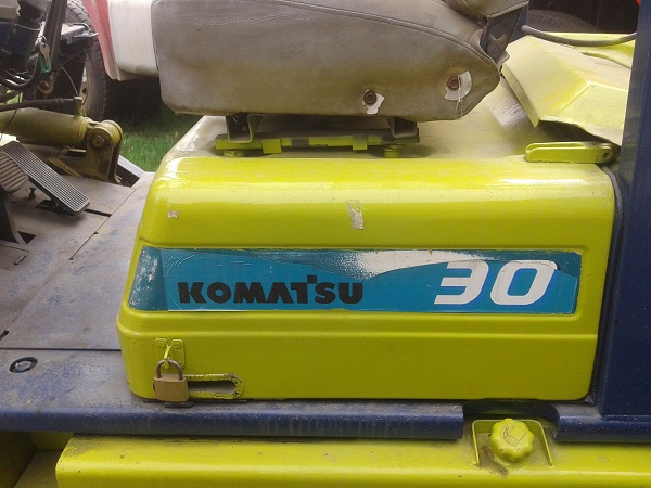 Komatsu 30