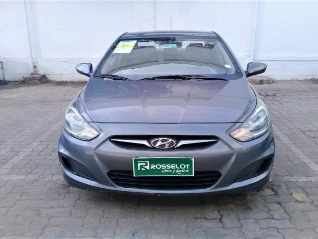 Autos Rosselot Hyundai Accent gl 1.4 2015