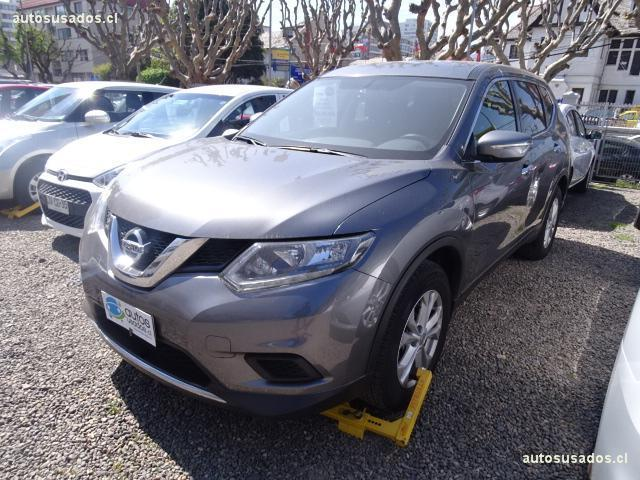 Camionetas Hernández Motores Nissan X-trail 2016