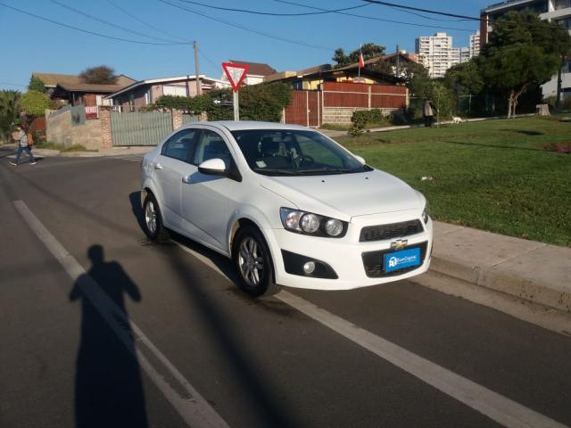 Chevrolet sonic lt 1.6