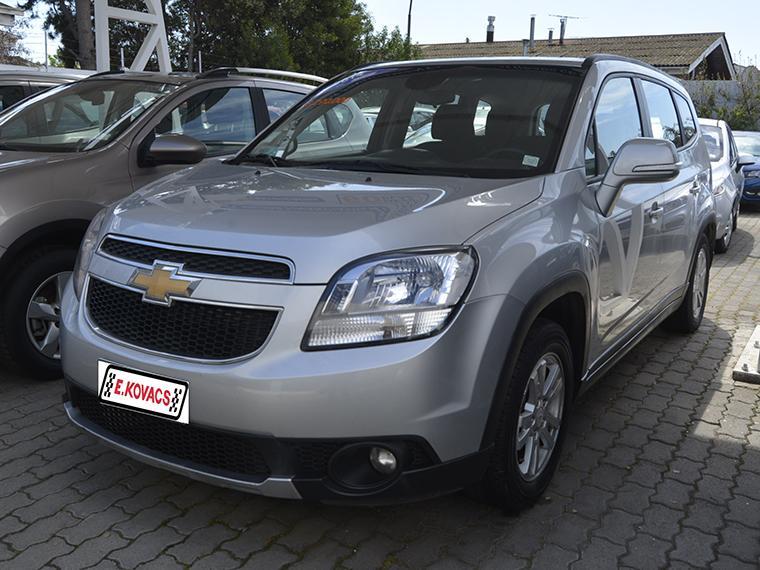 Camionetas Kovacs Chevrolet Orlando lt 2014