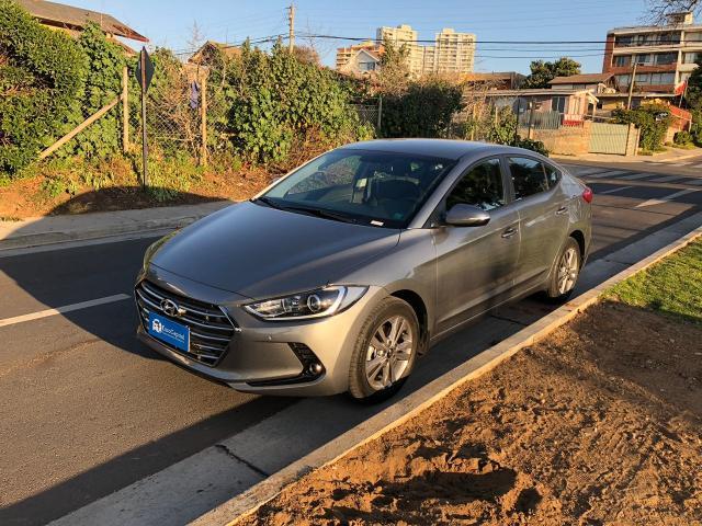 Autos Automotora RPM Hyundai Elantra gls 1.6 aut full 2018