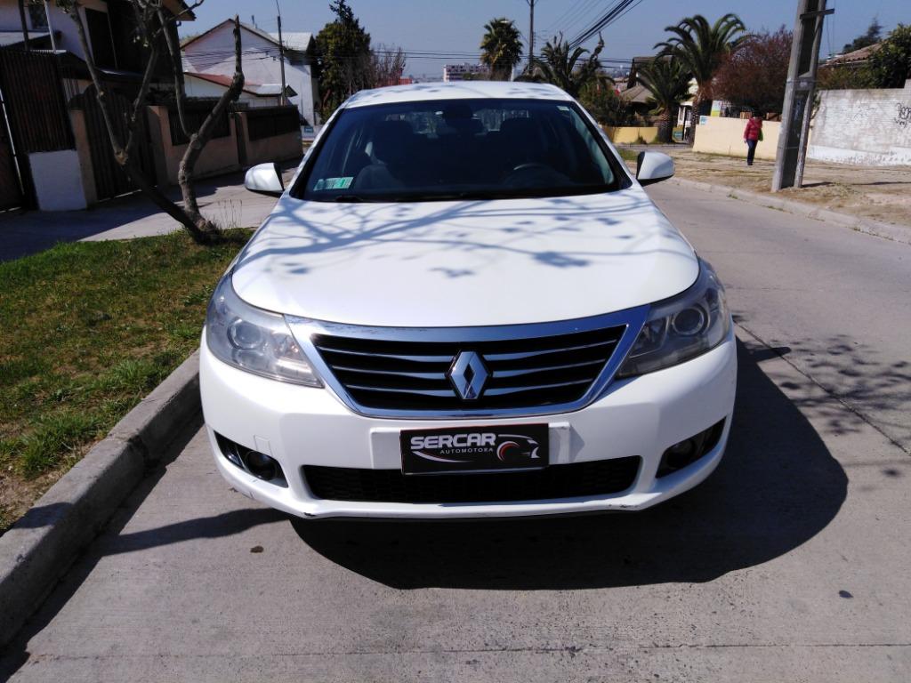 Autos Automotora SERCAR Renault Latitude 2012