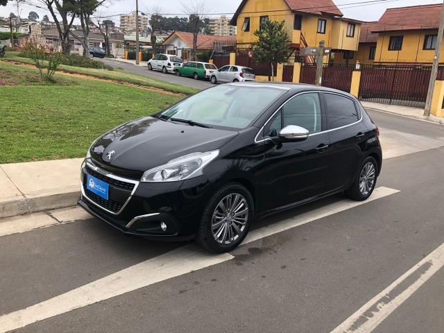 Peugeot 208 allure pack hdi 1.6 100 hp