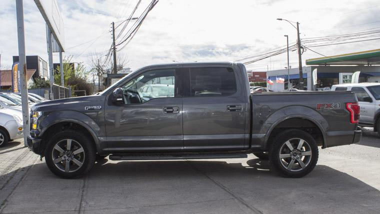 ford f-150 lariat sp
