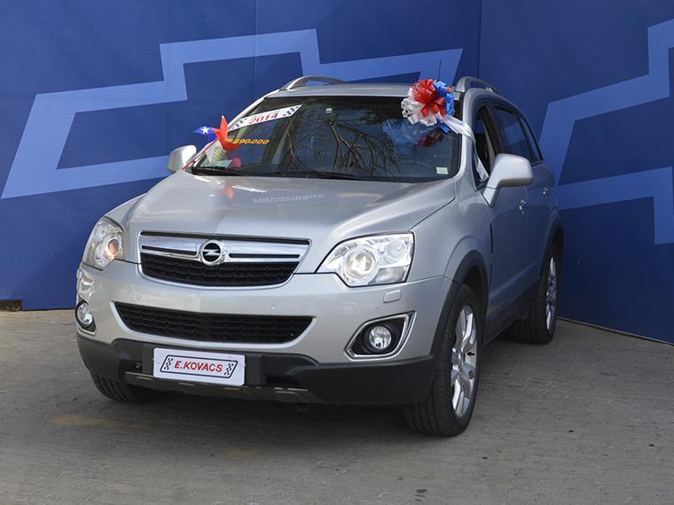 Camionetas Kovacs Opel Antara cosmo awd 2.2 at2.2 2014