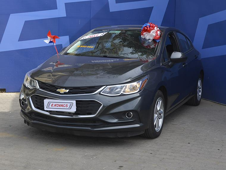 Autos Kovacs Chevrolet Cruze turbo lt 2017