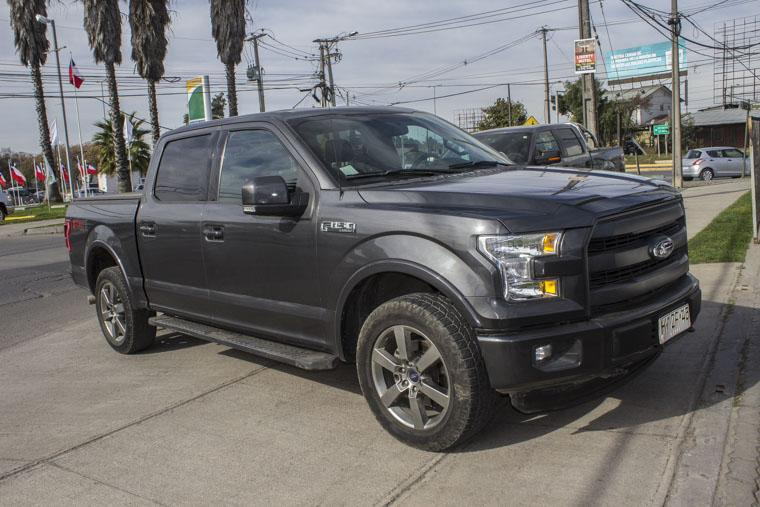 Autos Kovacs Ford F-150 lariat sp 2016