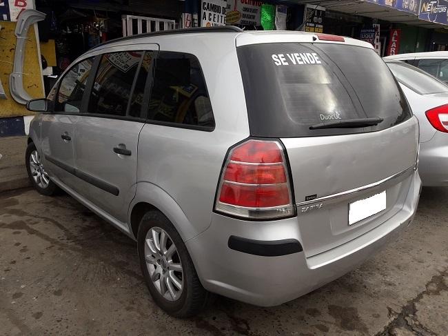 Chevrolet Zafira Essentia