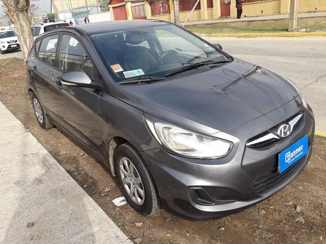 Autos Automotora Rodríguez Hyundai Accent 2013