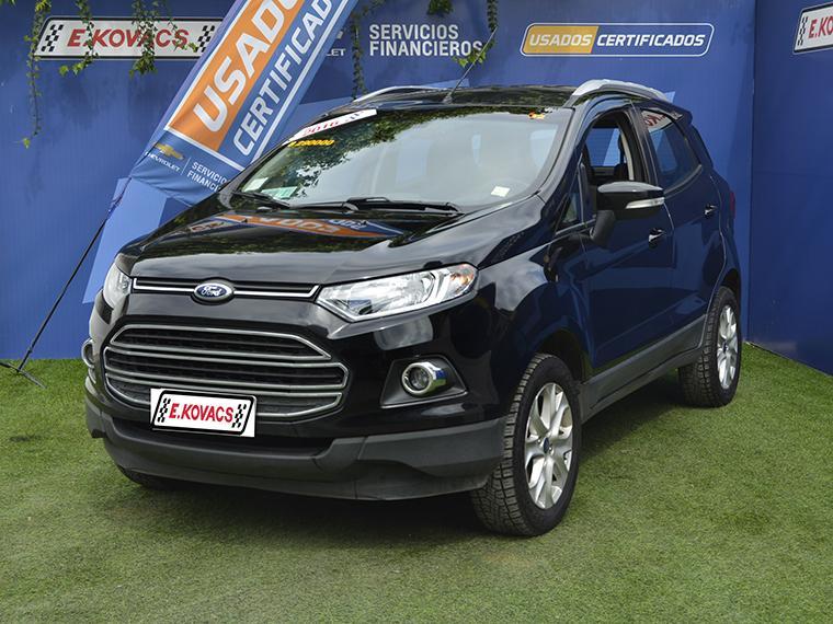 Autos Kovacs Ford Ecosport titanium 1.6 mec 1.6 2016