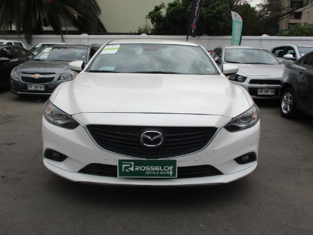 Autos Rosselot Mazda 6 v 2.0 at 2015