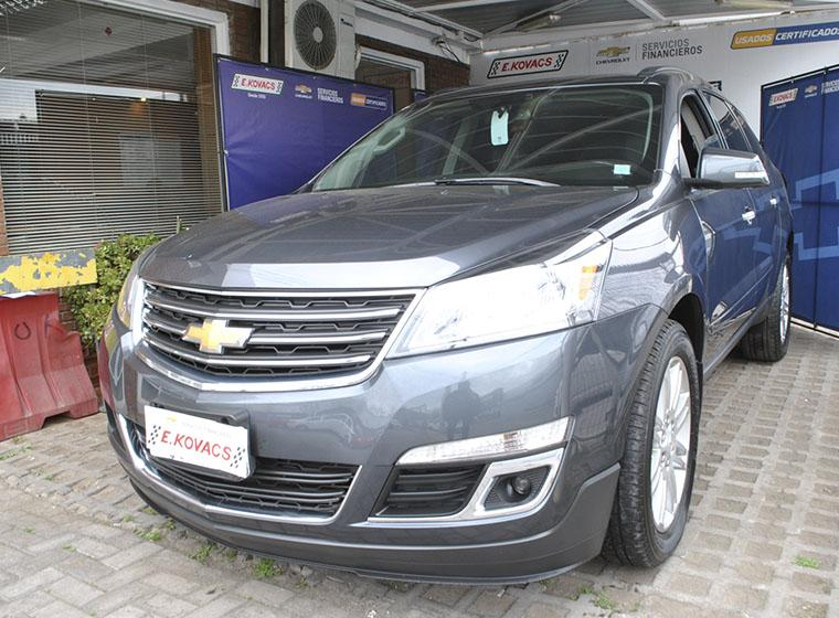 Camionetas Kovacs Chevrolet Traverse iii awd lt ac 2014